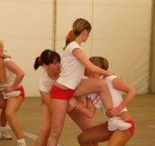 The Best of Cheerleader Fails
