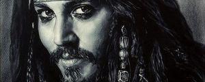 Amazing Celebrity Portraits from Dmitry Smirnov's Artworks
