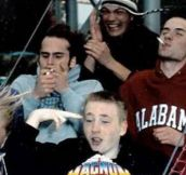 Winners and Losers from Roller Coasters (62 Pics)