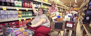 The Daily Diet Of The Woman Who Hopes To Be The Fattest Person In History