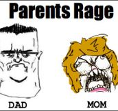 40 Hilarious Parents-Related Rage Comics that Will Make You LOL
