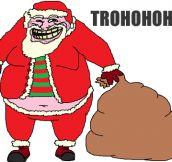 5 Christmas Rage Comics to Make Santa Laugh