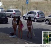 Maps Shall Expose: Google Maps Catches People in Hilarious Situations (20 Pics)