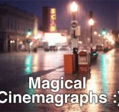 16 Mysteriously Beautiful Cinemagraphs to Make You Smile =)
