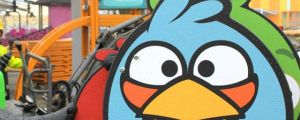 Angry Birds Land Theme Park Opened In Finland