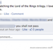 When Facebook Users Go Full Retard! (18 Pics)