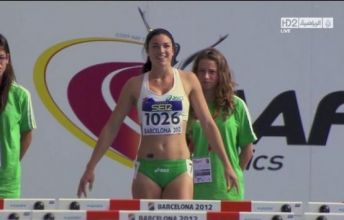 Michelle Jennekes is one sexy hurdler