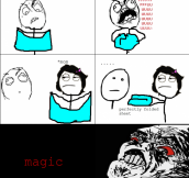 Moms are magicians