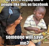 Hilarious Third World Skeptical Kid Meme That You'll Definitely Love