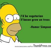 Some Wiseword from Homer Simpson
