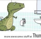 T-Rex's biggest problem