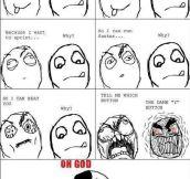 Xbox rage
