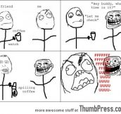 Coffee Rage