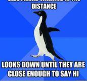 Every single time…