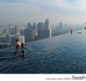Singapore's sky park pool