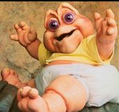 The very first photo of snooki's baby