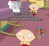 Every hot girl with a camera