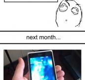 Origin of Nokia Lumia
