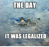 The day it was legalized