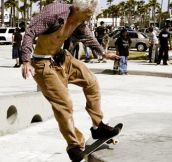 Never too old to be awesome