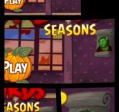 New update for Angry Birds