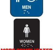 Women are always more complicated than men