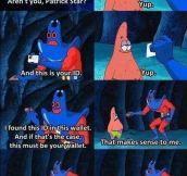 Patrick's logic