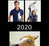 The evolution of Ralph Lauren