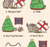 How to catch Santa…