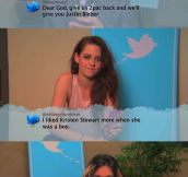 Celebrities read mean tweets about them…