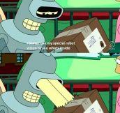 Just Bender