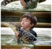 This generation needs a new Steve Irwin…