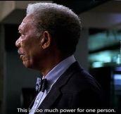 Watching Dark Knight And…