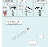 Jet packs solve everything