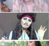 The Power of Makeup…