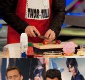 Thor-tilla