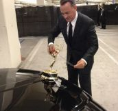 Tom Hanks is such a badass