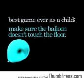 Best game ever as a child