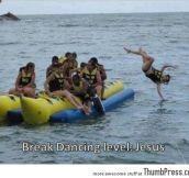 Break dancing at its finest