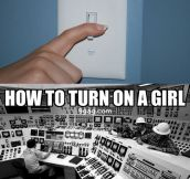 'How to turn on a guy' vs 'How to turn on a girl'