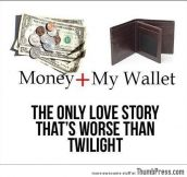 Money and my wallet