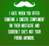 Sincere Compliment