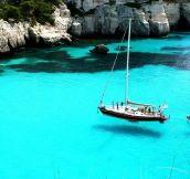 Turquoise Sea- Sardinia, Italy