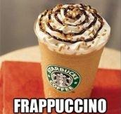 Cappuccino vs Frappuccino vs Al Pacino