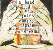 Head full of fears