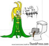 Thor's Prank