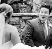 What Happens When Grooms See Their Brides For The First Time…