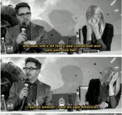 Why Robert Downey Jr. doesn't speak French…