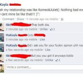 When Couples Fight on Facebook, Everyone Knows the Score (8 Pics)