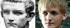 Joffrey Baratheon Looks Exactly Like A Cruel Roman Leader